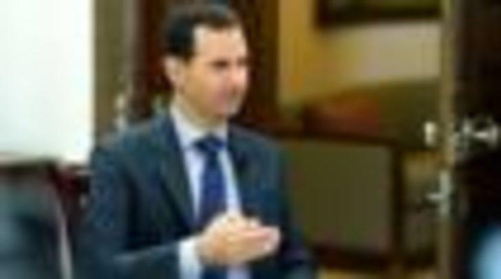 Esad: Çatışmasızlık bölgelerinde silah bırakanlar affedilecek