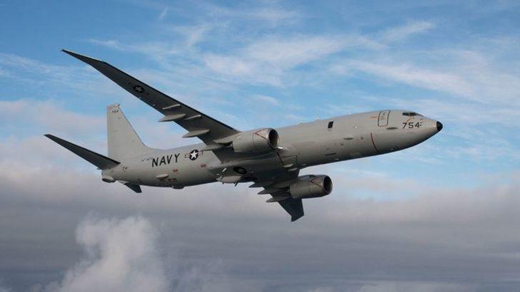 Amerika ve Rus Uçaklarından Tehlikeli Yaklaşma