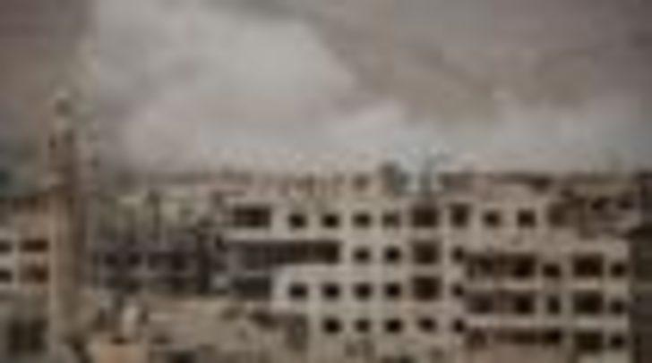 Suriye'de ordu Şam'ın El Kabun mahallesine girdi