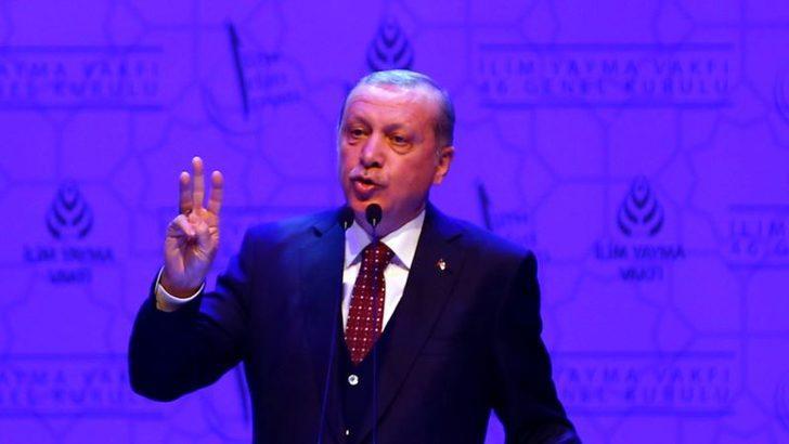 Erdoğan: 'Türkiye DEAŞ'la Mücadele Etmedi Demek Obama Yönetiminin İftirası'