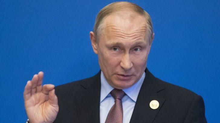Putin: 'Moskova Suriyeli Kürtleri Silahlandırmayı Planlamıyor'
