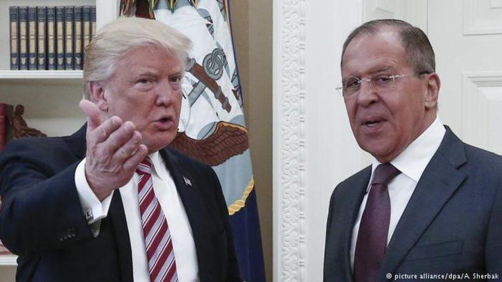 Putin: LavrovTrump görüşmesini deşifre edebiliriz
