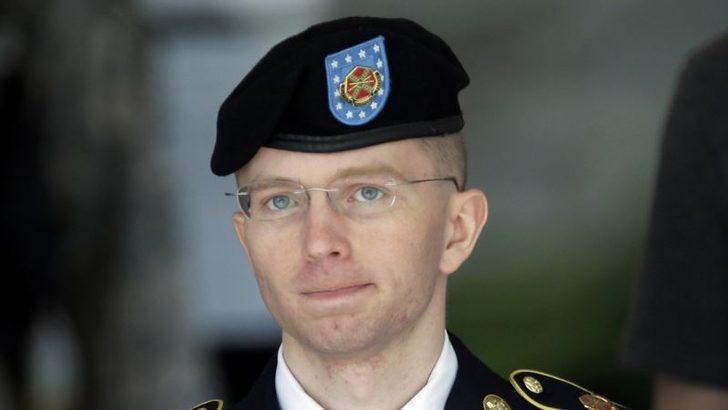 Chelsea Manning Serbest Bırakıldı