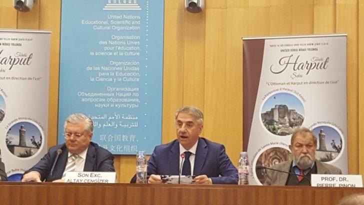 Harput UNESCO Listesi İçin Yarışıyor