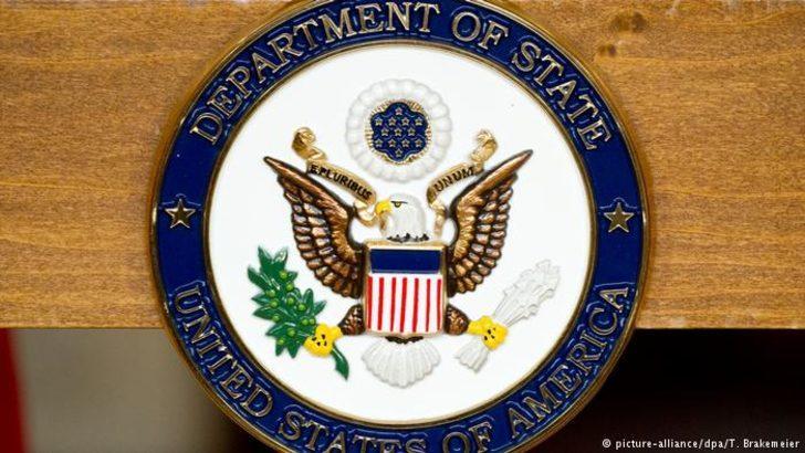 ABD'den Washington'daki olaylarla ilgili açıklama