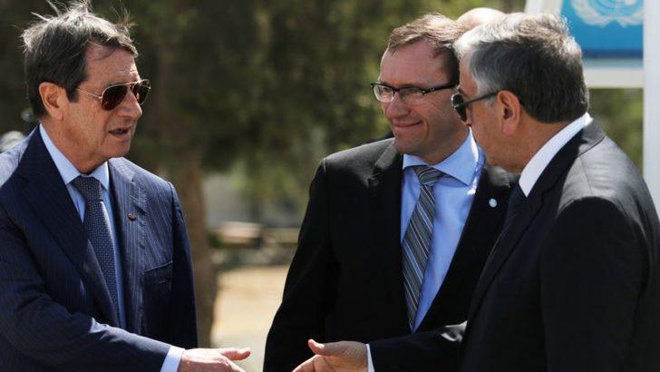'Kıbrıs Görüşmelerinin Çökme Riski Var'