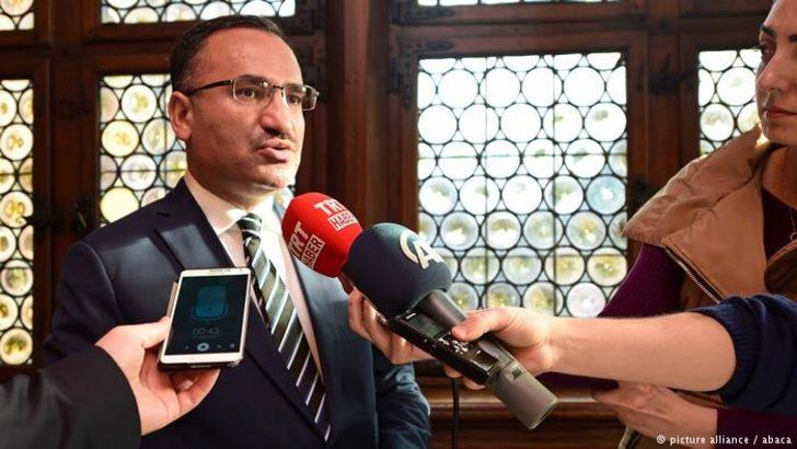 Bozdağ ABD'de Gülen'in iadesini isteyecek