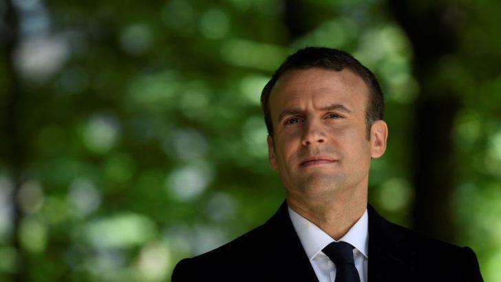Fransız Medyası Macron'a Kazan Kaldırdı