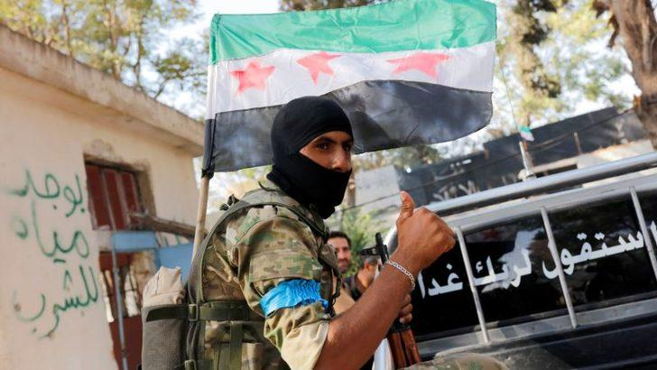 Türkiye Özgür Suriye Ordusu'nun Eğitimini Hızlandırdı