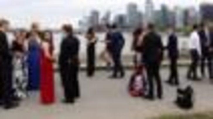 Kanada Başbakanı Trudeau'dan öğrencilere fotoğraf sürprizi