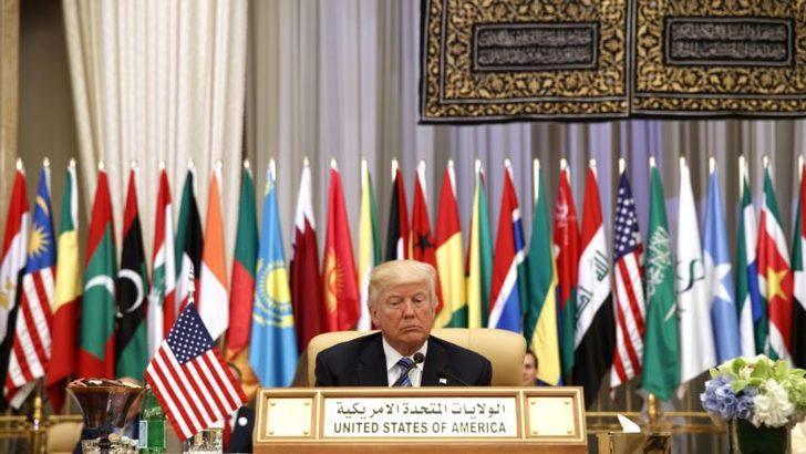 Trump Teröre Karşı Savaşta Müslümanları Birlik Olmaya Çağırdı