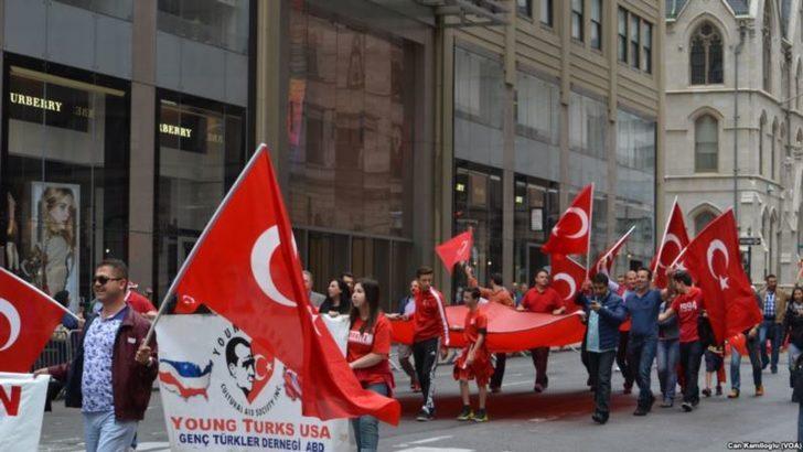 New York'ta Türk Yürüyüşü ve Festivali