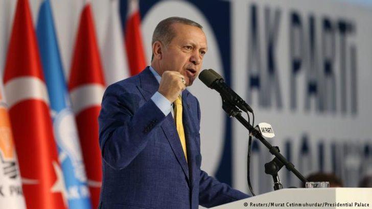 Erdoğan'dan AKP'ye 2019 uyarısı