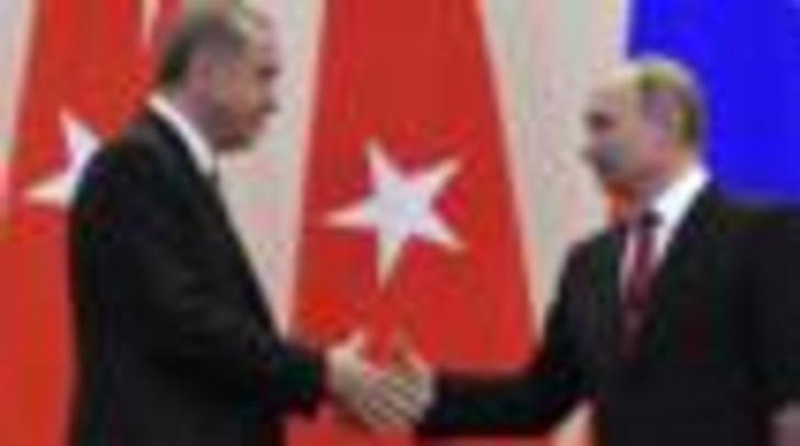 Türkiye ile Rusya ticaretteki engelleri kaldırmak için ortak bildiri imzaladı