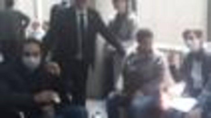 Gülmen ve Özakça tutuklama talebiyle mahkemeye sevk edildi