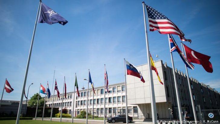 NATO IŞİD'e karşı koalisyona katılıyor