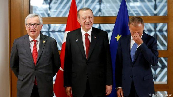 TürkiyeAB hattında ihtiyatlı adımlar