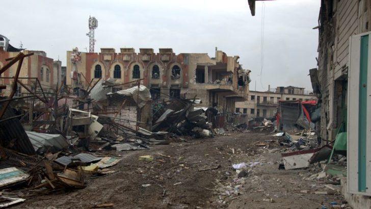 'Musul'daki Hava Saldırısında IŞİD Cephanesi Patladı'