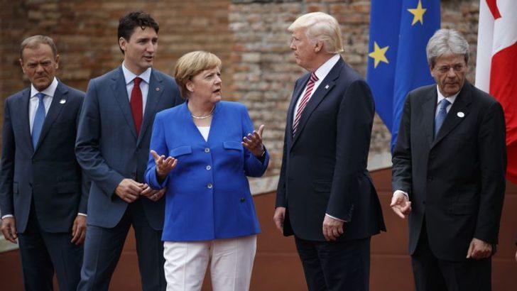 Avrupa Trump'ın Ziyaretinin Ardından 'Endişeli'