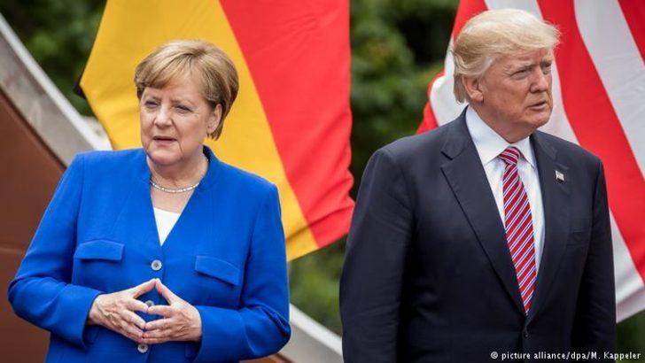 BerlinWashington hattında gerginlik tırmanıyor