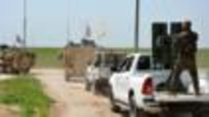 ABD basını: Suriye'deki Kürtlere silah teslimatı başladı