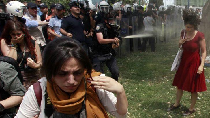 Gezi'nin Dördüncü Yıldönümü