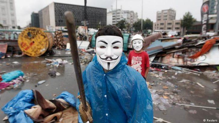 Beş soruda Gezi Parkı protestoları