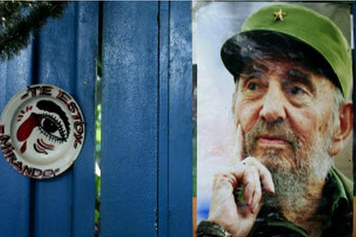 Castro: 'Hala yaşadığıma şaşırıyorum'
