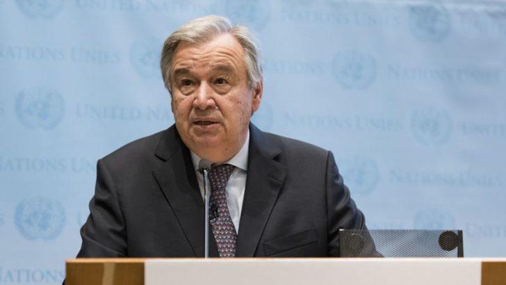BM Genel Sekreteri'den İklim Değişikliği Uyarısı