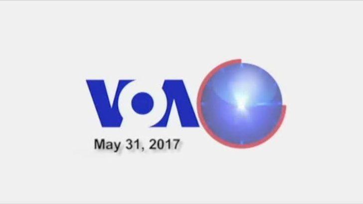 VOA 60  31 Mayıs