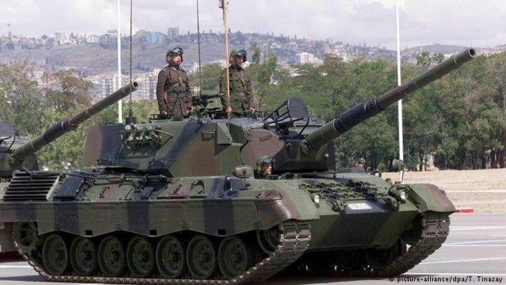 Alman hükümeti Türkiye'ye silah ihracatını savundu