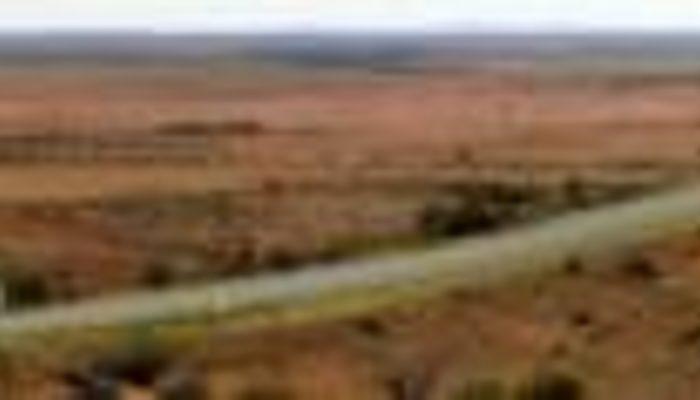 Avustralya'da 12 yaşındaki çocuk 1300 kilometre araç sürdü