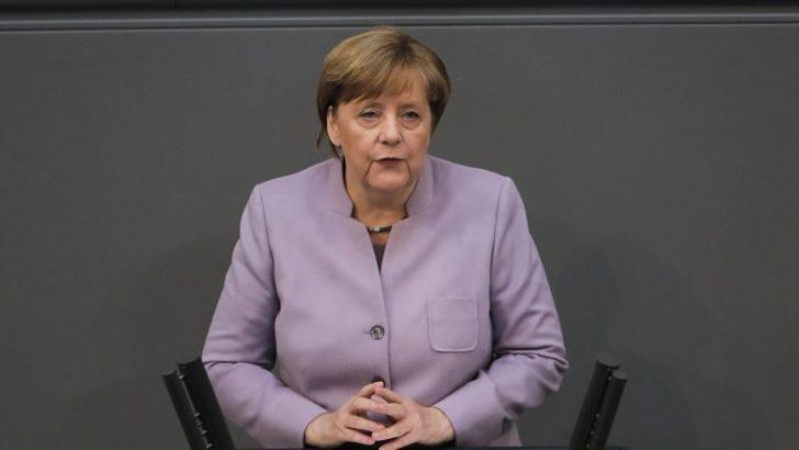 Merkel'den İdam Açıklaması