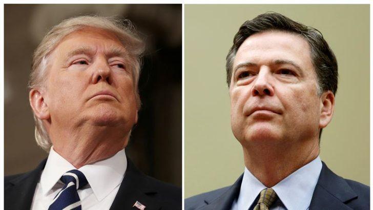 Trump: 'FBI Eski Başkanı Ahlaksız Bir Yalancı'