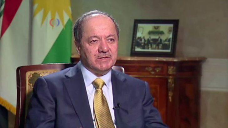 Barzani'den Le Figaro'ya Kritik Açıklamalar