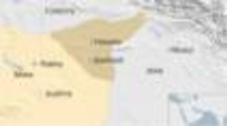 IŞİD SuriyeIrak sınırında mülteci kampına saldırdı