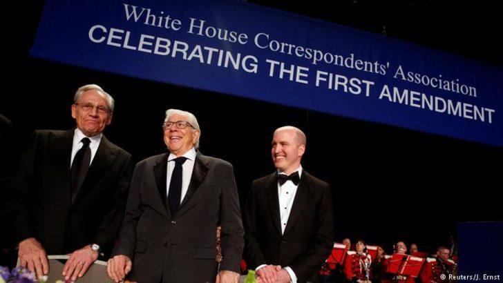 DW İfade Özgürlüğü Ödülü Beyaz Saray muhabirlerine