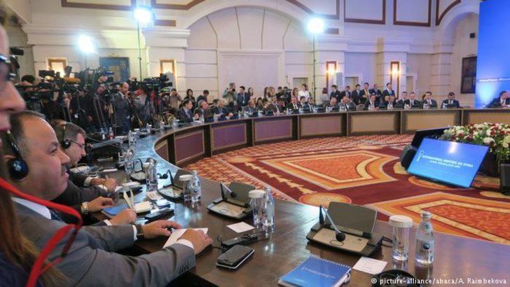 Türkiye, Rusya ve İran 'çatışmasızlık bölgeleri' mutabakatını imzaladı