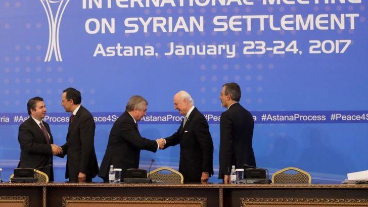 'Çatışmasızlık Bölgeleri' Suriye'ye Ne Getirecek?