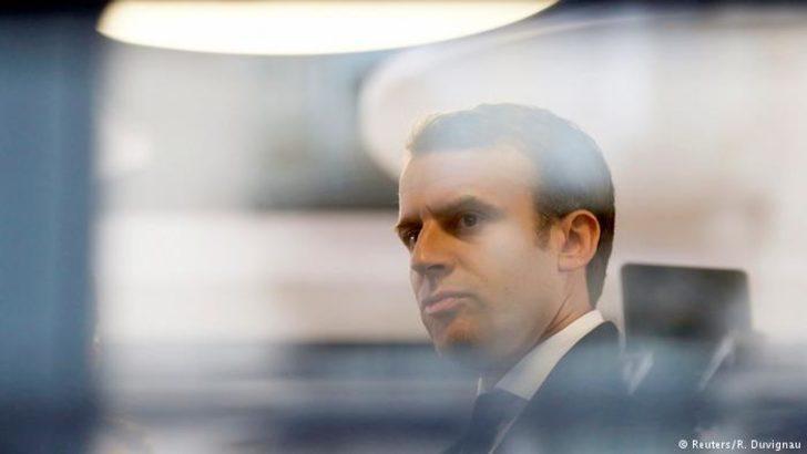 Macron bilgisayar korsanlarının saldırısına uğradı