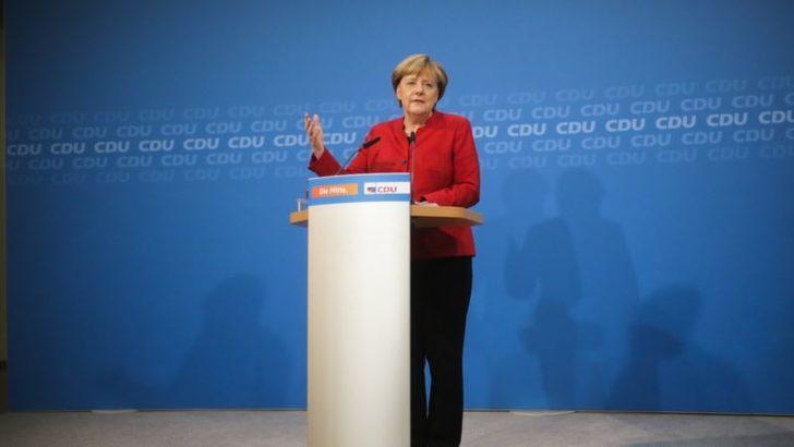 Almanya'da İkinci Eyalet Seçiminde de Merkel'in Partisi Birinci