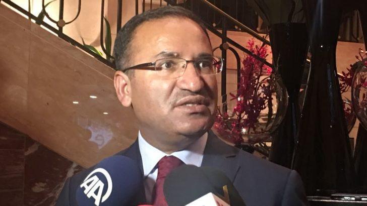 Adalet Bakanı Bozdağ Washington'a Geliyor