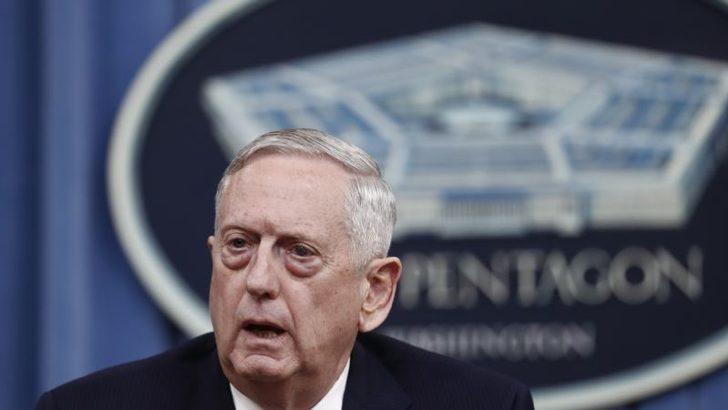 Mattis'ten Astana Anlaşması Yorumu: 'Şeytan Ayrıntıda Gizlidir'