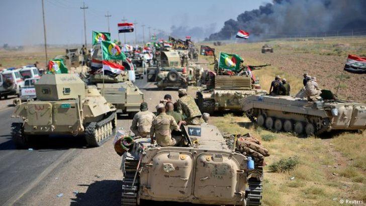 IŞİD Irak'ta Havice'yi de kaybetti