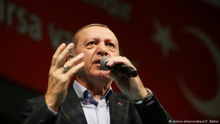 Erdoğan: Hava sahası ve sınır kapatılacak