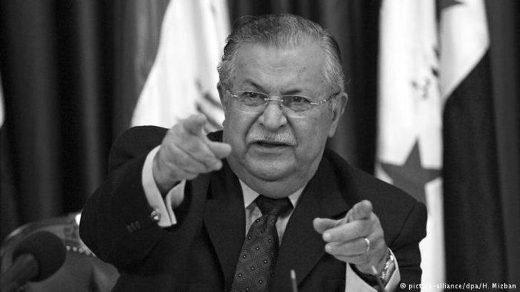 Kürtlerin 'amca' dediği Celal Talabani kimdi?