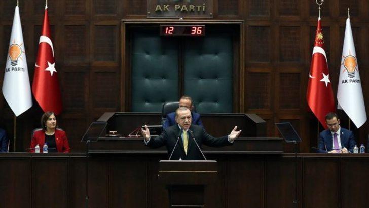 Erdoğan: 'Irak ve Suriye'de Yaşananlar Doğrudan İç İşlerimizle Alakalıdır'