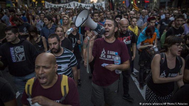 Katalanlar bağımsızlık ilan etmeye hazırlanıyor