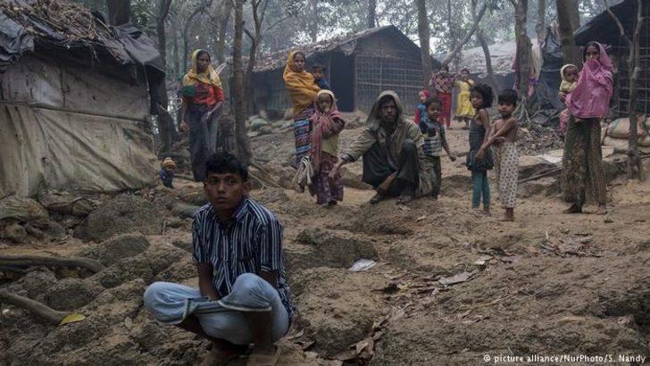 İlk aile Bangladeş'ten Myanmar'a döndü