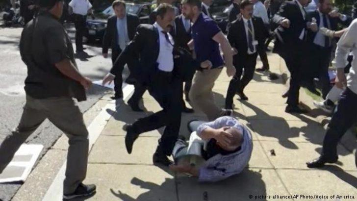 ABD'deki koruma kavgasına karışan iki Türk suçlarını kabul etti